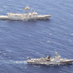 Massive Navy Exercise As Egypt And Spain Flex Muscles at Red Sea