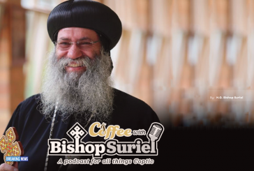 Just Launched: Coffee With Bishop Suriel Every Wednesday