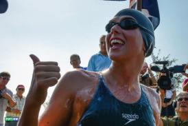 Aussie Chloe Mccardel Spared Quarantine Following World Record-Breaking Channel Swim