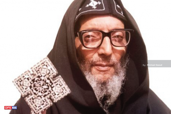 The Spiritual And Ascetic Bishop Mina St. Mina By H.H. Pope Shenouda III