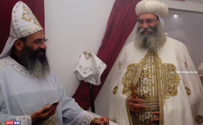 In Loving Memory of Very Reverend Fr Macarius Wahba