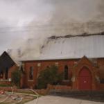 Bendigo's Coptic Church Burned By Fire