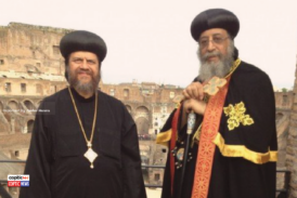 Pope Tawadros Ii Defends Western Coptic Orthodox Church