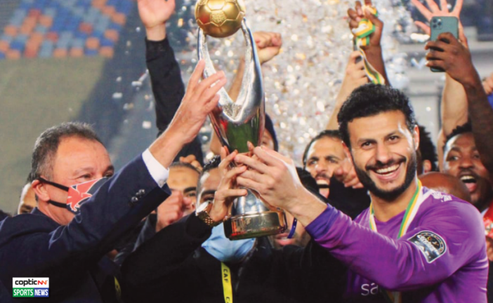 AL-AHLY! The African Champions Wins Bronze Club World Cup