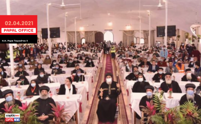Pope Tawadros News   The Papal Report April 2, 2021