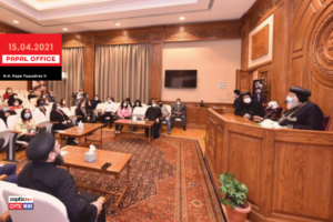 Pope Tawadros News | The Papal Report April 15, 2021